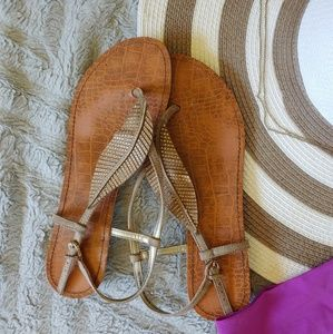 Shoes - Feather Sandles